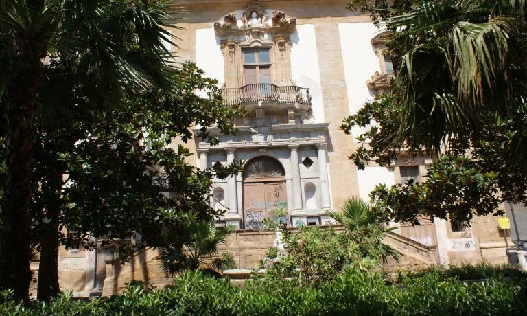 Kasyno w Trapani XVII w.