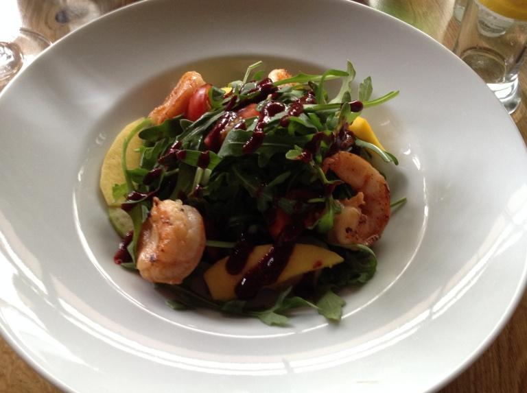 salatka z krewet