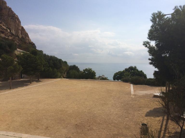 Ereta Park. Alicante. Spain