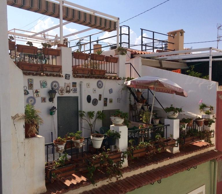 Alicante. Santa Cruz.