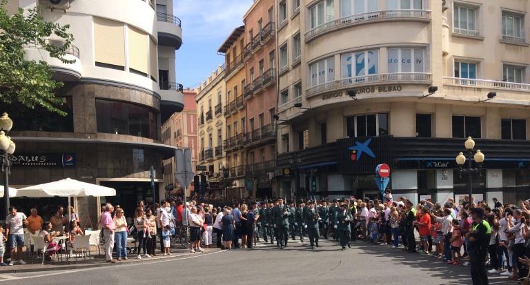 Fiesta Nacionale. Alicante.